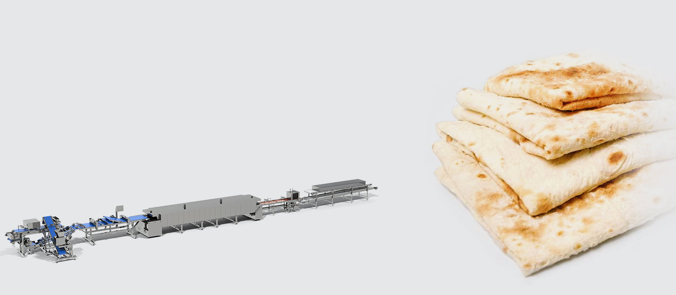 Automatic line for lavash production - foto №2