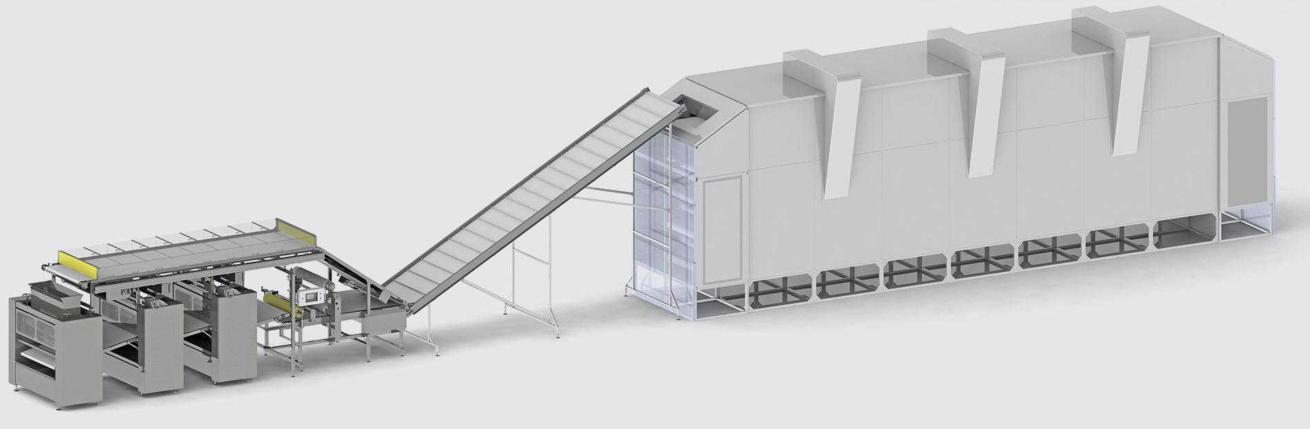 Автоматическая линия для производства папад - foto №6