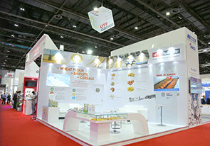 UTF-GROUP presented its products at the exhibition in Dubai - foto №2249