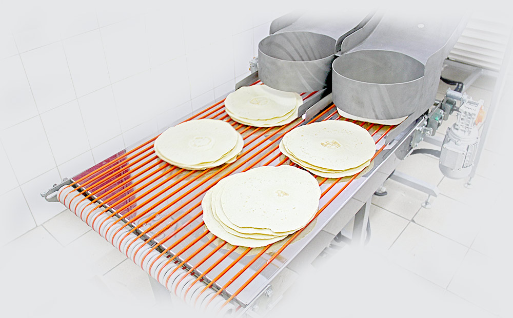 خط أوتوماتيكي لإنتاج خبز التورتيلا  Tortilla production line - foto №3_4