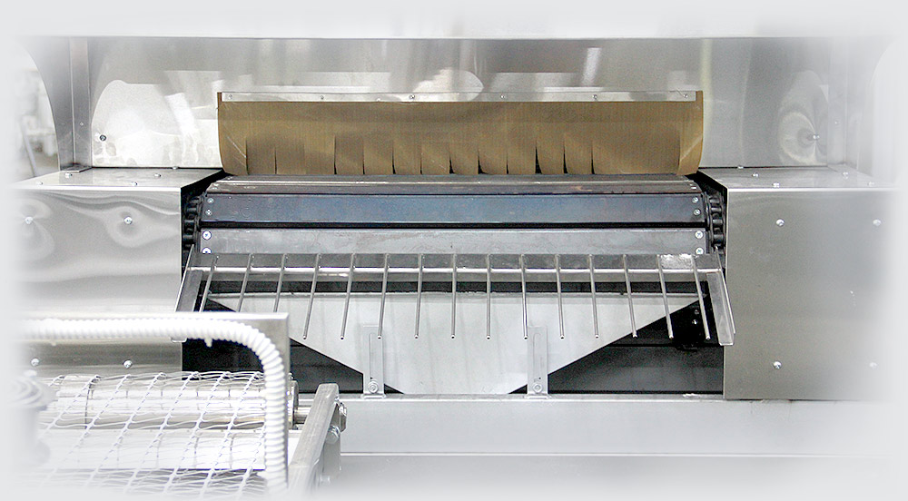 Semiautomatic line for lavash production - foto №26