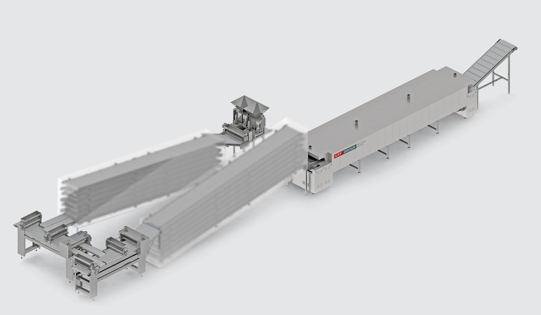 Автоматическая линия для производства питы - foto №6