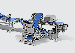 Automatic line for lavash production