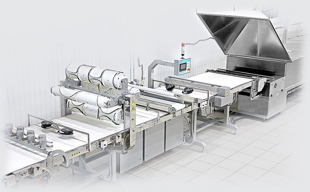 Semiautomatic line for lavash production - foto №3_1