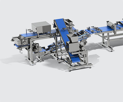 Automatic line for lavash production - foto №4