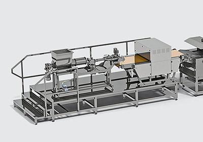 خط أوتوماتيكي لإنتاج خبز التورتيلا  Tortilla production line - foto №4