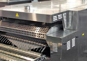 Automatic lavash line is shipped to Georgia