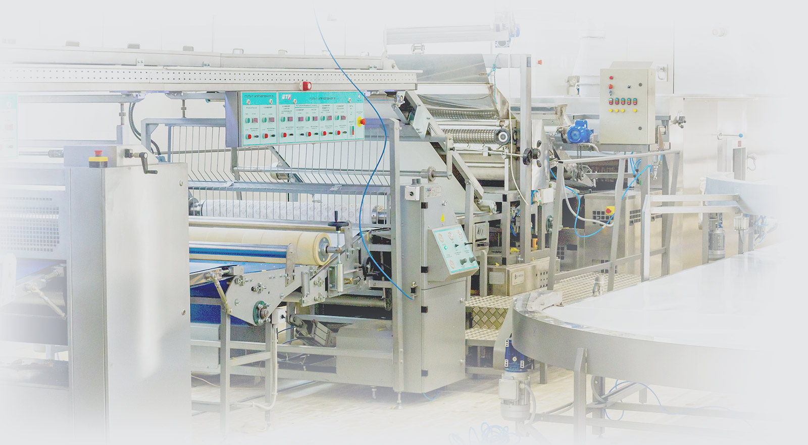 Automatic line for hard biscuit production - foto №28