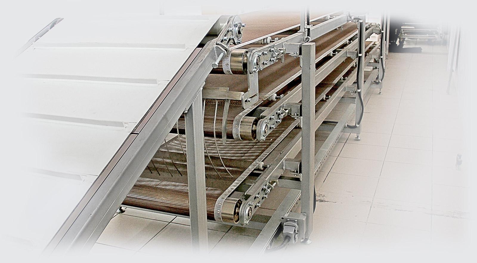 خط أوتوماتيكي لإنتاج خبز التورتيلا  Tortilla production line - foto №21