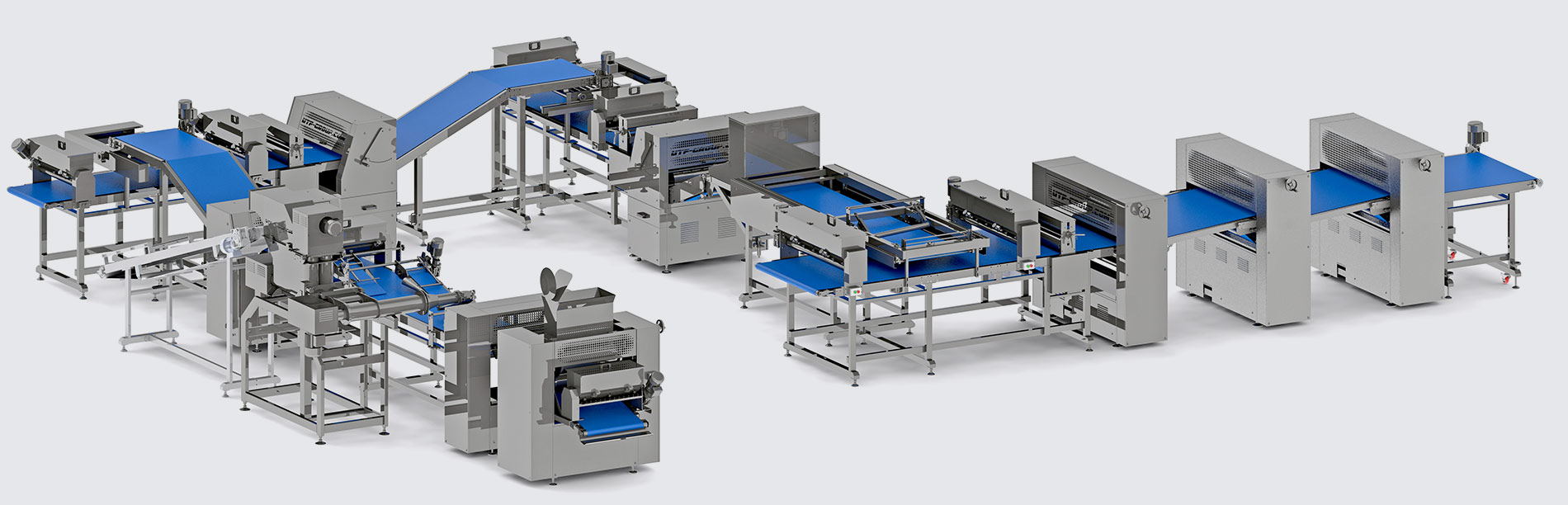 Puff pastry lamination line - foto №3