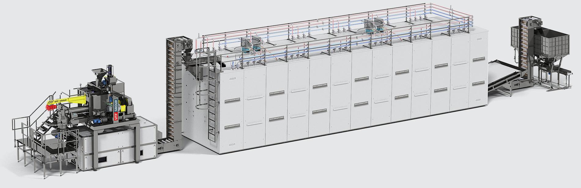 Автоматическая линия по производству макаронных изделий - foto №3