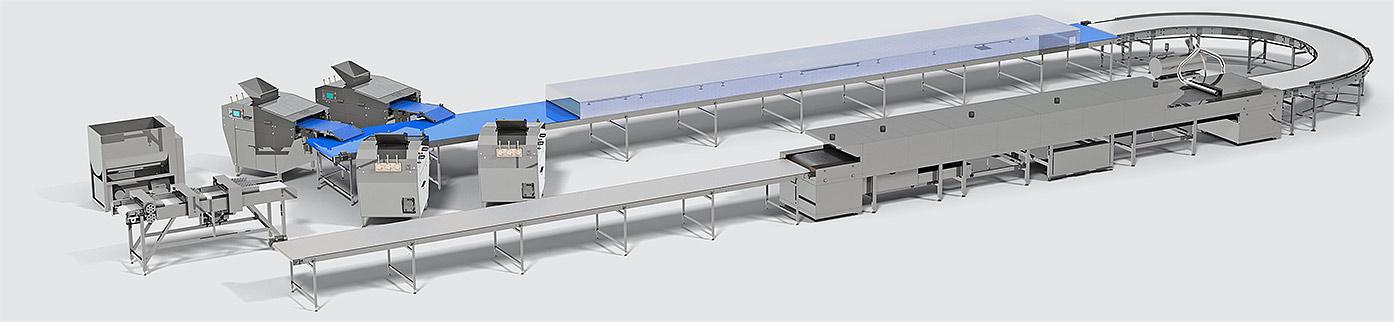 Автоматическая линия для производства бараночных изделий - foto №6
