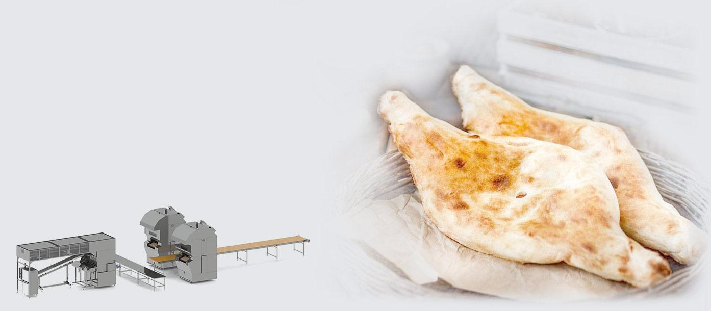 Оборудование для производства грузинского лаваша и узбекских лепешек - foto №2