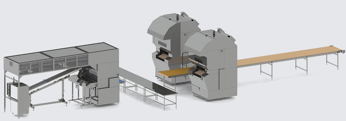 Оборудование для производства грузинского лаваша и узбекских лепешек - foto №4