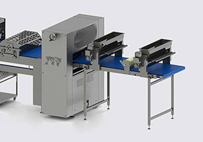 Puff pastry forming line - foto №2289