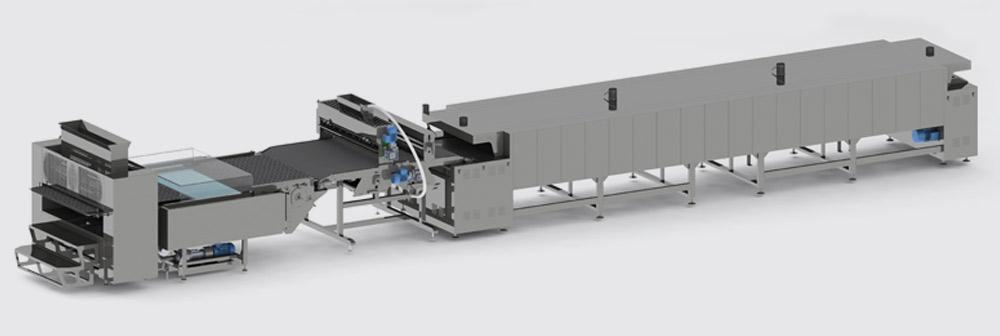 Автоматическая линия для производства соломки - foto №3