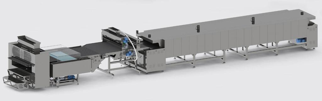 Автоматическая линия для производства соломки - foto №6