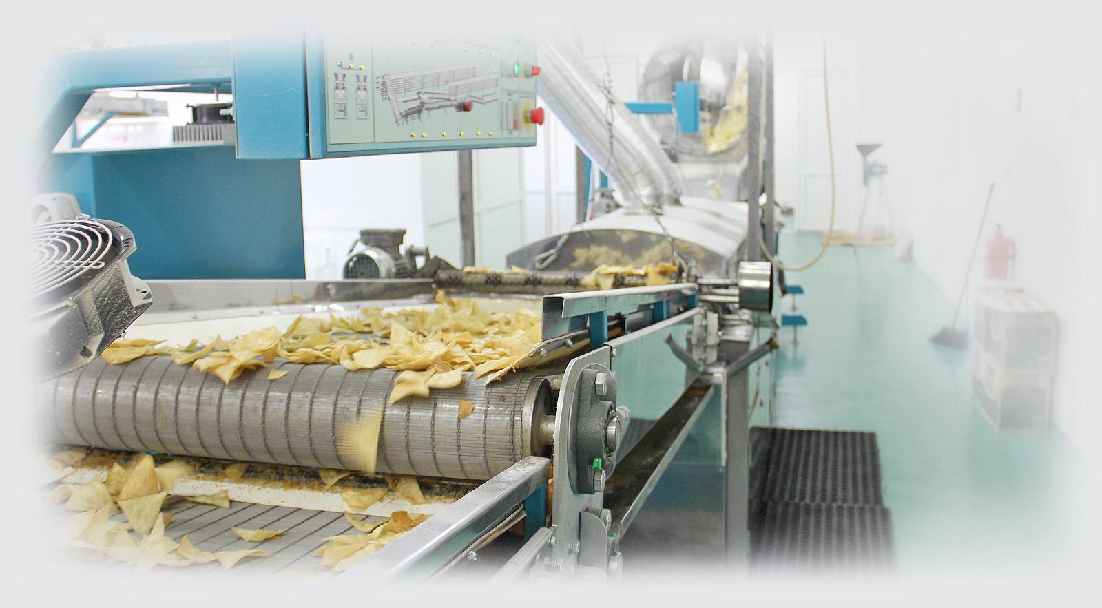 Автоматическая линия для производства мультизерновых чипсов - foto №23
