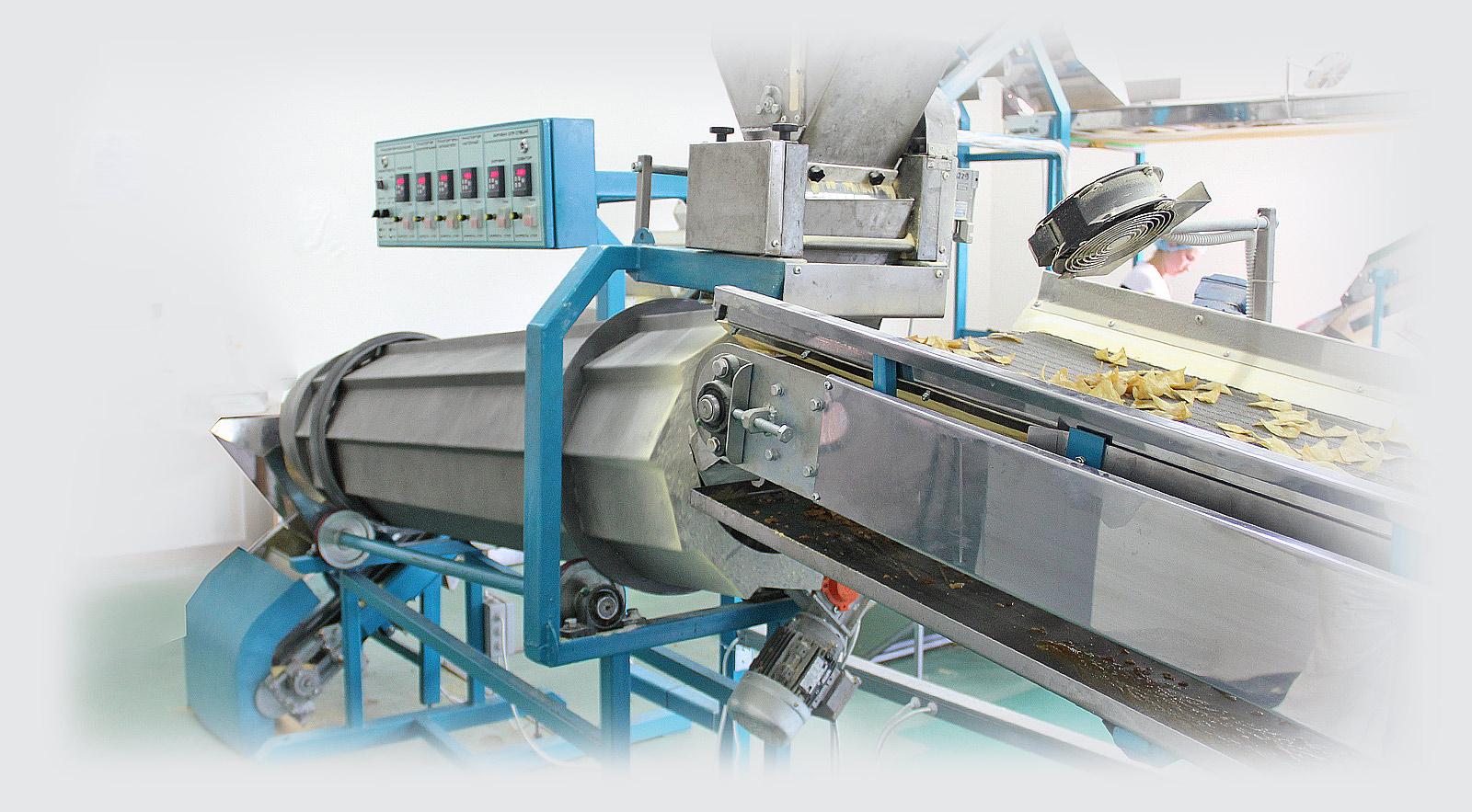 Автоматическая линия для производства мультизерновых чипсов - foto №24
