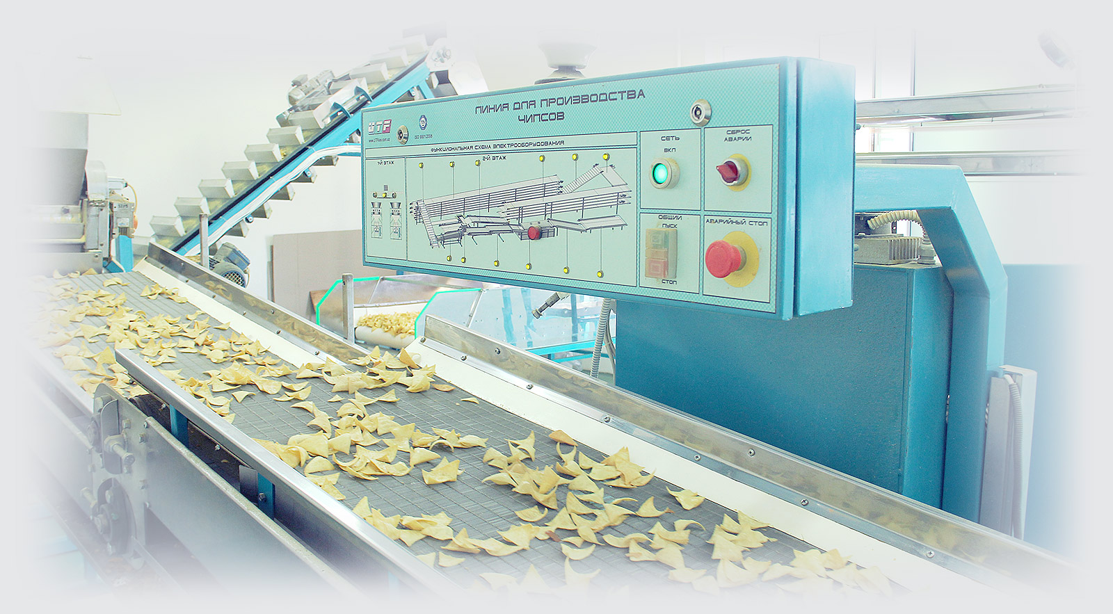 Автоматическая линия для производства мультизерновых чипсов - foto №27