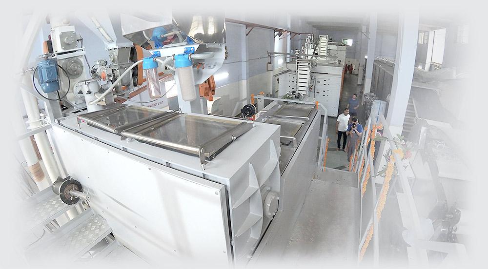 Автоматическая линия по производству макаронных изделий - foto №25
