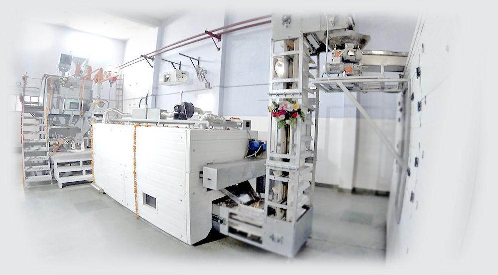 Автоматическая линия по производству макаронных изделий - foto №26