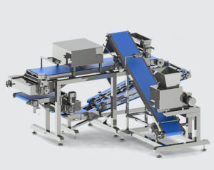 ROLLING AND DIVIDING MACHINE - foto №2314
