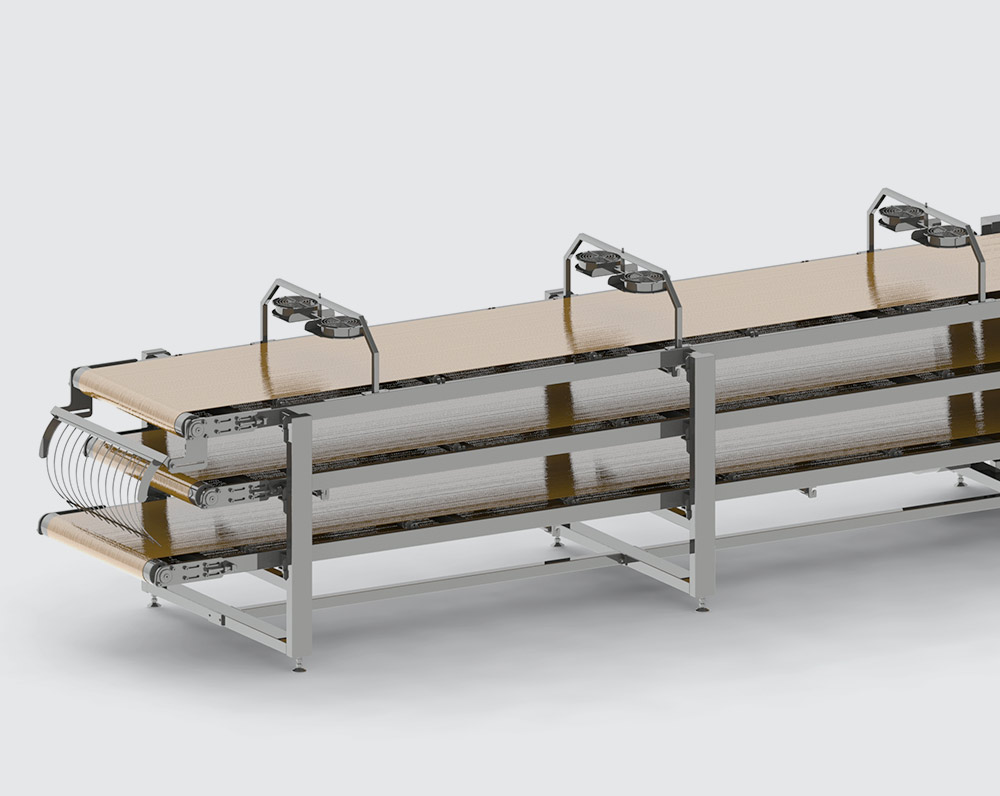 CONVEYER COOLING SYSTEM - foto №2325