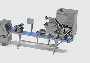 Grissini bread sticks production line - foto №2288