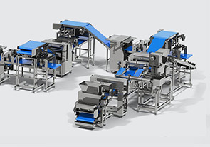 Автоматическая линия для производства круассанов - foto №338