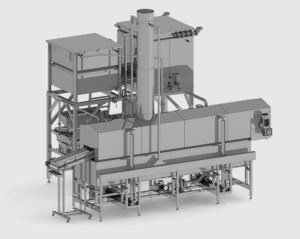 CONVEYOR FRYER