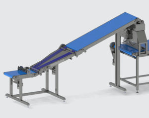 GRISSINI FORMING MACHINE