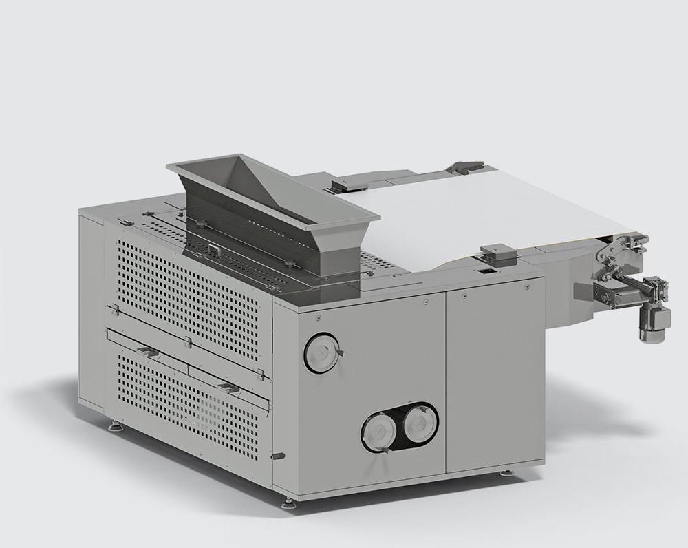 آلة تشكيل بسكويت ناعم  SOFT BISCUIT FORMING MACHINE - foto №1