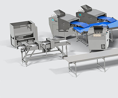 Automatic line for the production of bread rings - foto №4