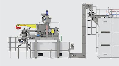 Автоматическая линия по производству макаронных изделий - foto №4