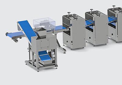 Automatic line for filo dough production - foto №4