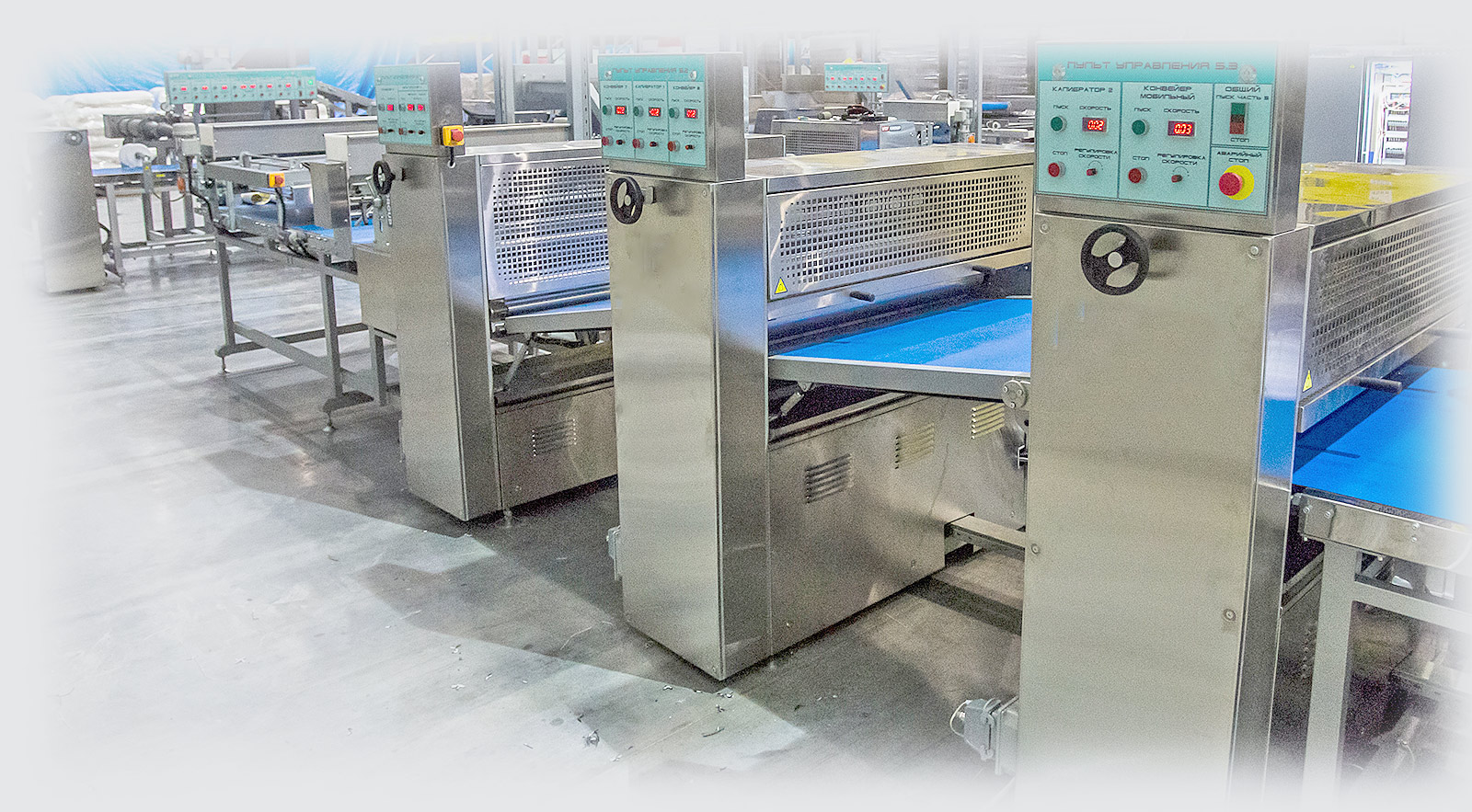 Puff pastry lamination line - foto №27
