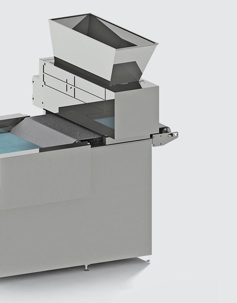 آلة تشكيل عجين العصا  BREADSTICS FORMING MACHINE - foto №5