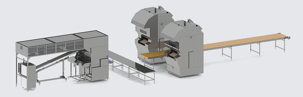 Оборудование для производства грузинского лаваша и узбекских лепешек - foto №3