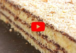 Лінія виробництва бісквітних тортів і тістечок - foto №3796
