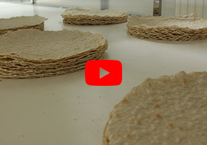 Automatic line for the production of lavash 4000 kg per shift - foto №3061