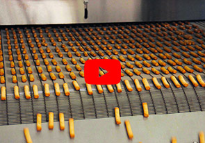 Automatic grissini production line - foto №4254