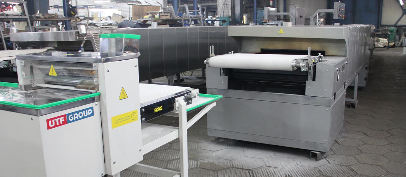 Полуавтоматическая линия для производства лаваша отгружена в Германию #0