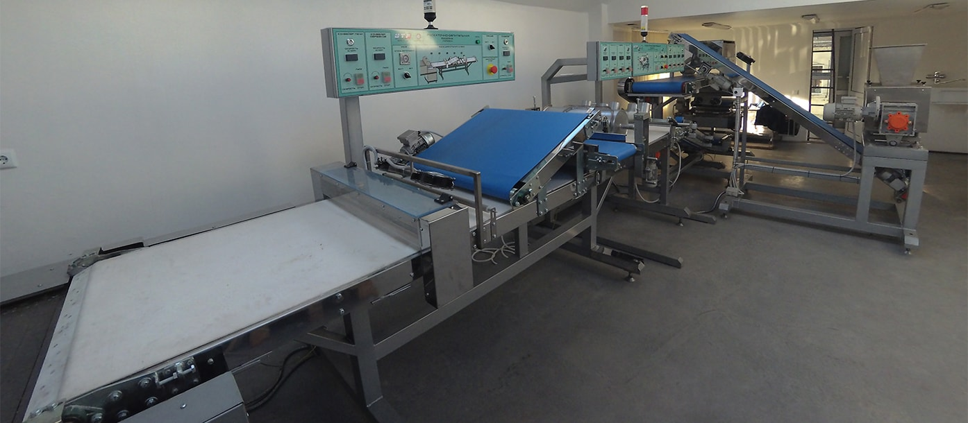 Automatic line for lavash production is put into operation in Lviv #0