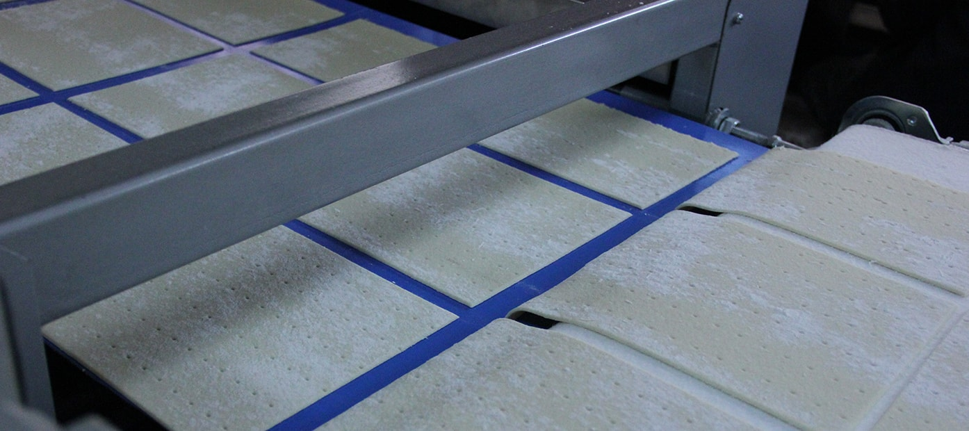 Line for the production of dough bases for cakes was manufactured for the Ukrainian customer #2