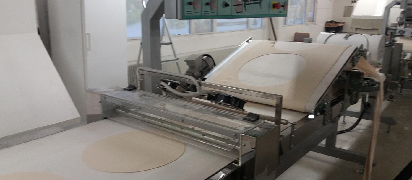 Automatic lavash production line for Sweden #0