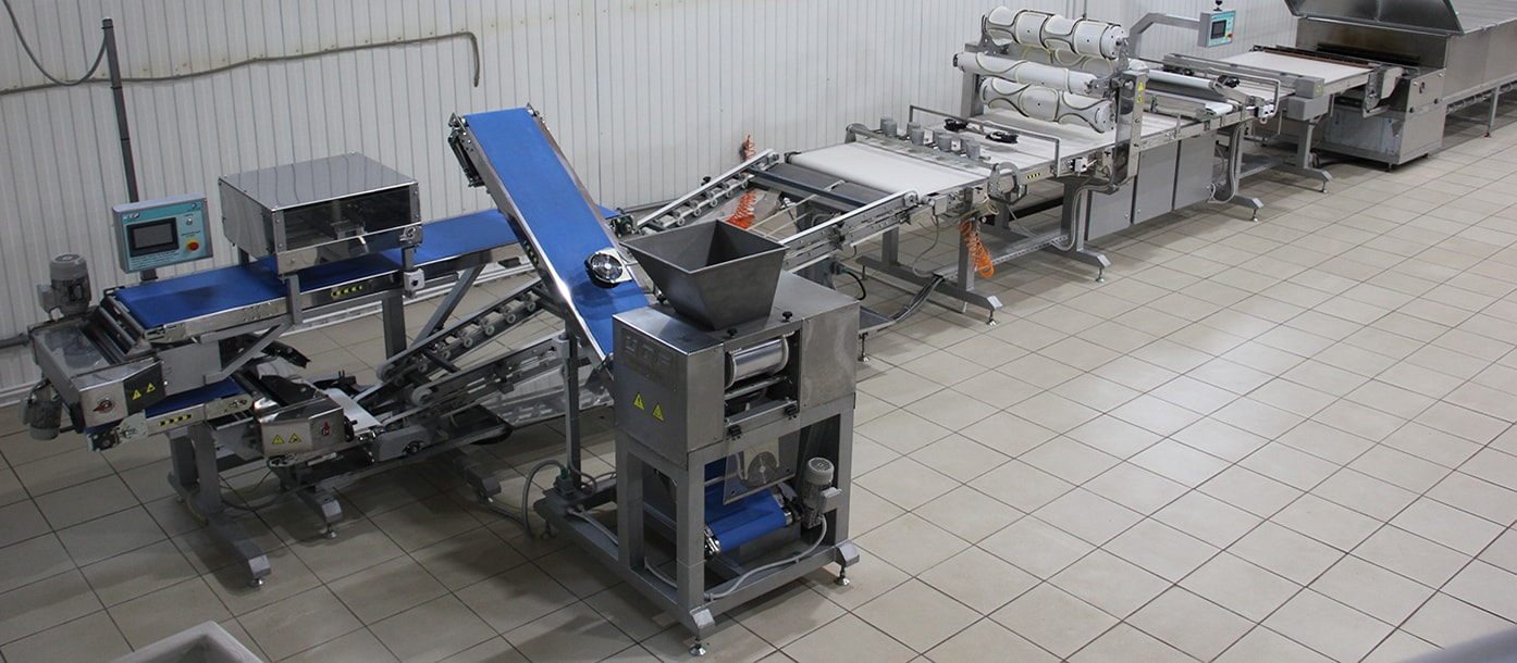 UTF GROUP presents the highest capacity lavash production line in the world #0