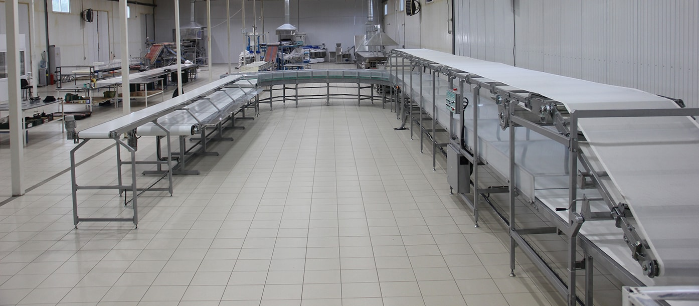 UTF GROUP presents the highest capacity lavash production line in the world #4