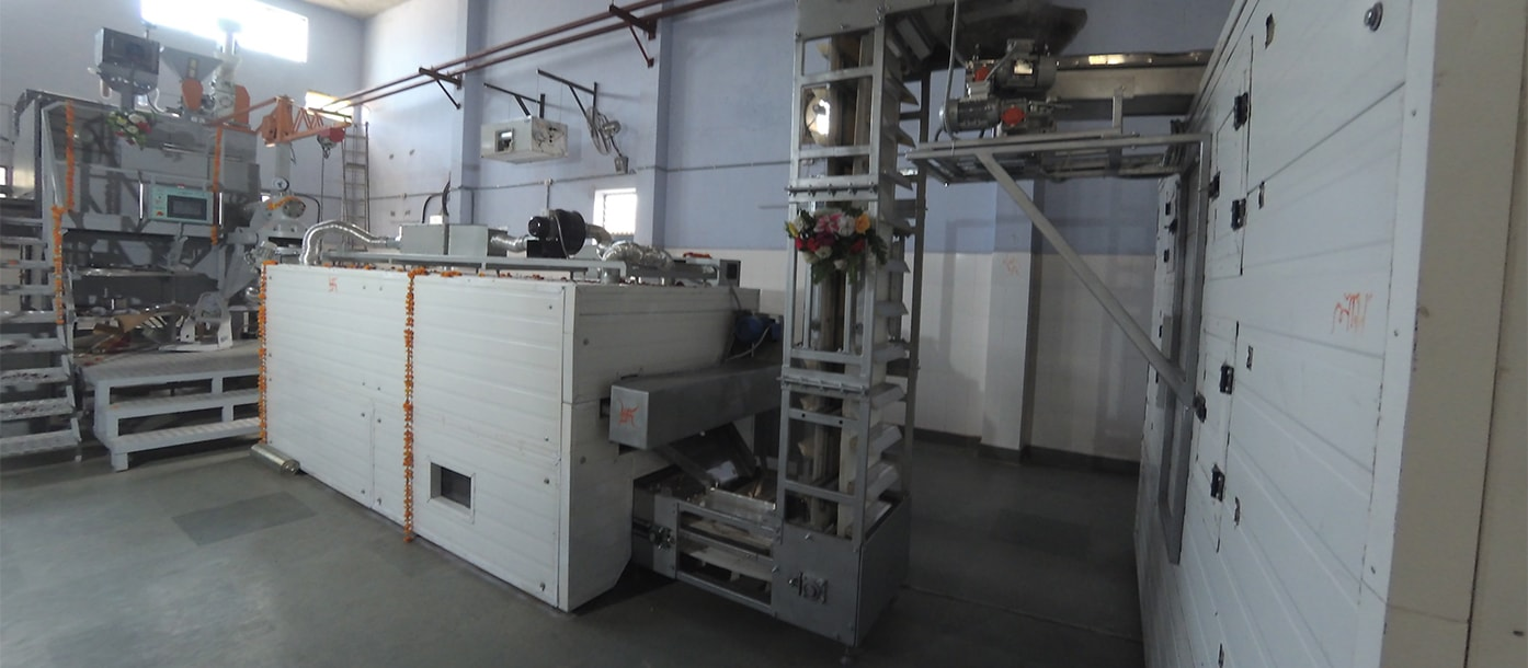 Commissioning of automatic line for pasta production is carried out in India #0