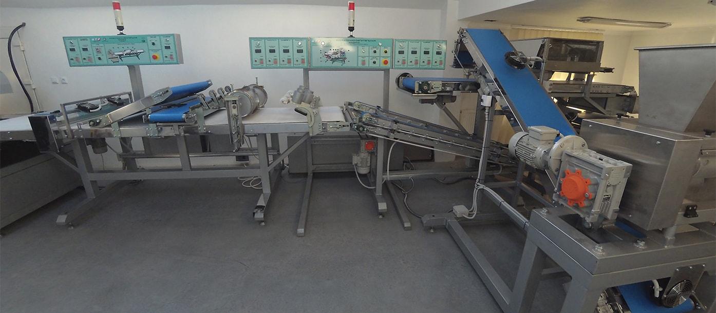 Автоматическая линия по производству армянского лаваша запущена во Львове #0